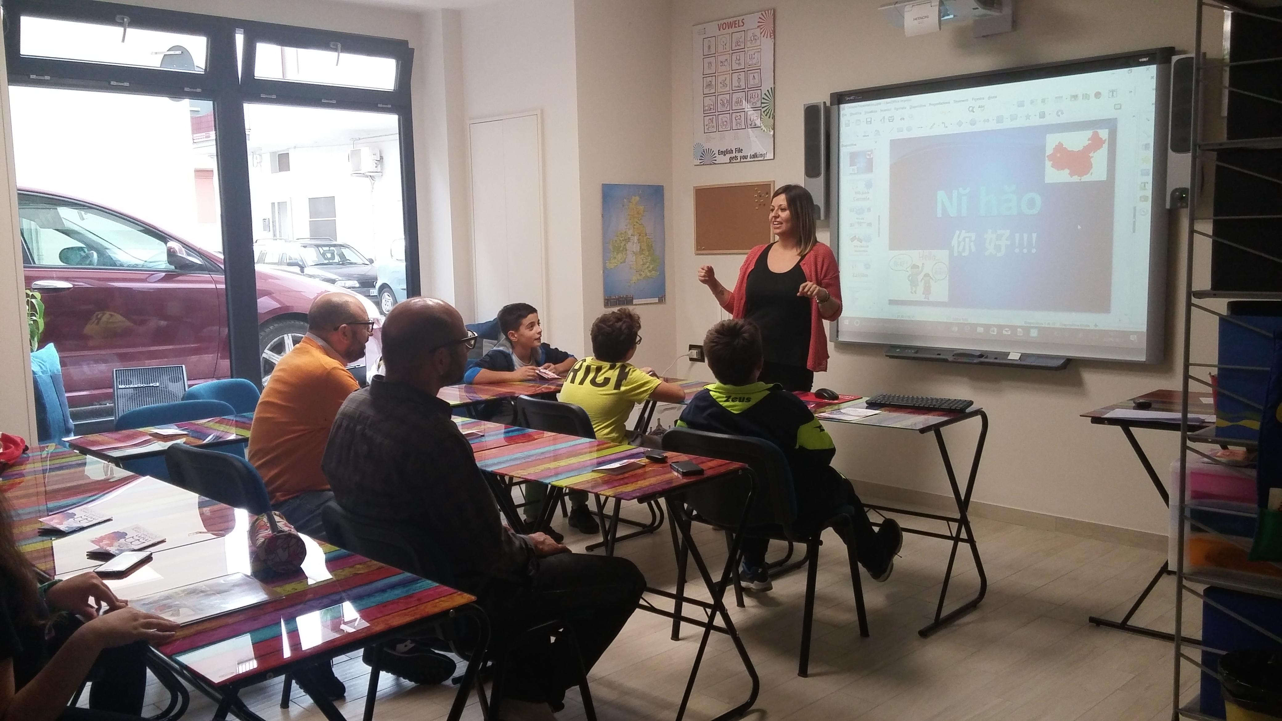 Corsi di formazione in aula per adulti, ragazzi e bambini