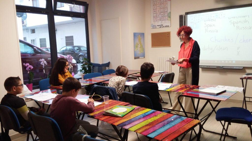 COrso di inglese per adulti livello principiante