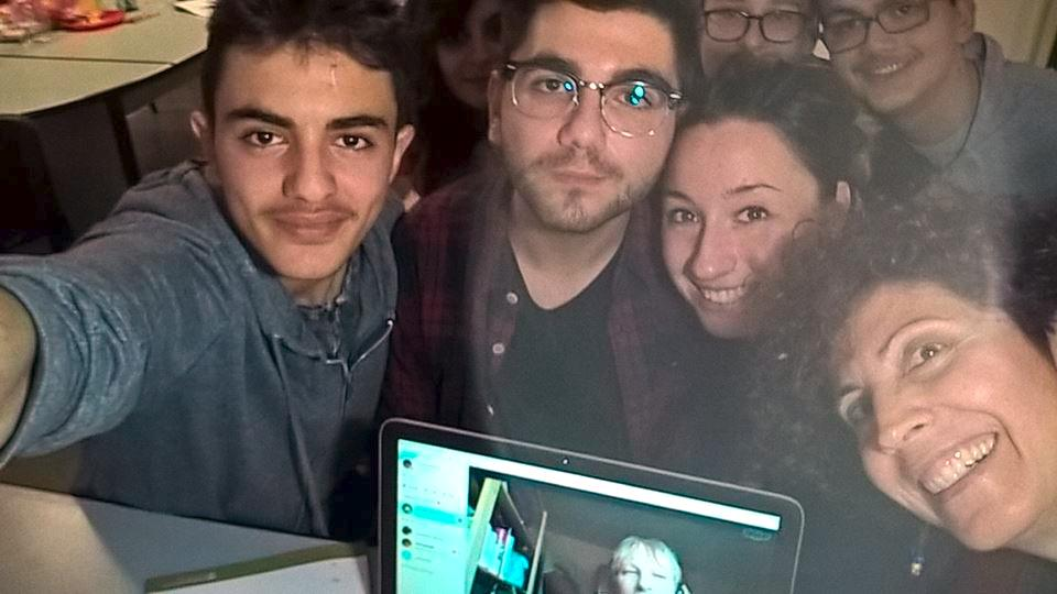 Corso di inglese con Skype