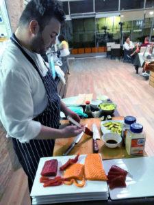 inglese_turismo foto: Blumenbad di Metaponto chef Andrea Gnoni